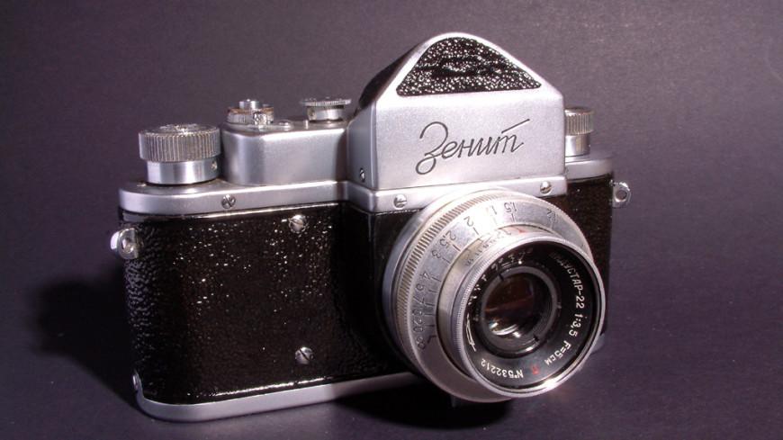 В россии возродят фотоаппараты зенит